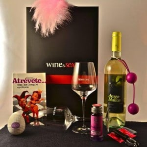 Kit Wine&Sex Nº2